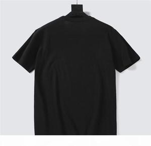 21SS New Arrival Mens Womens Designers Camiseta Moda Homens Casuais T Camisas Homem Roupa Roupas Estilo Shorts Sleeve Roupa T-shirts