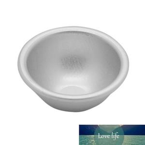 Wholesale- 2016 New 10pcs Lot Aluminum Sphere Bath Bomb Cake Baking Pastry Ball Mold Multi-size Chocolate balls production