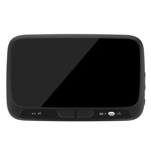 H18 + H18 Artı 2.4 GHz Mini Kablosuz Klavye Tam Dokunmatik Yüzey ile Arka Işık Fonksiyonu Hava Fare Klavyeleri Android için arkadan aydınlatmalı LJ200922