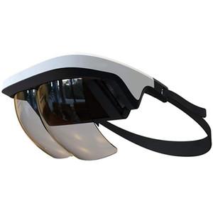 AR Auriculares inteligentes AR gafas D Video Aumentado realidad VR Auriculares Gafas para iPhone Android D Videos y juegos