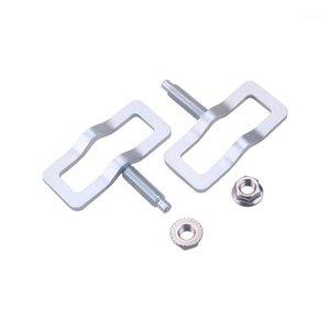 Kit de reparación de colector de escape de plata de alta calidad de escape de metal Stud Kit de abrazadera Reemplazo de automóvil para camión1