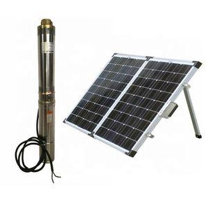 Whaleflo 2T / H moteur à courant continu 24 V ménage solaire pompe à moteur submersible de l'eau de l'étang pompes à eau centrifuge