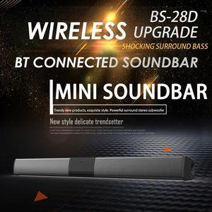 Docooler 2020 nouveau Sound Bluetooth Soundbar BT5.0 Haut-parleur stéréo avec télécommande Aux Line pour TV Home Theater 3D Soundbars1