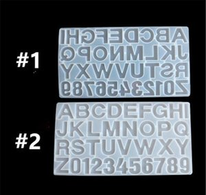 Small Diy Sile Resin For Letters Letter Mold Alphabet & Number Sile Molds Number Alphabet Jewelry Keychain Casting Mold bbygBri soif