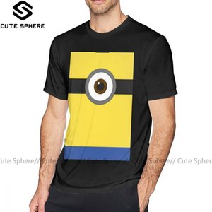 Minion T-Shirt Minion T-Shirt 100 Awesome T-Shirt gedruckt 6xl Strand Männer mit kurzen Ärmeln T-Shirt Sport T-Shirt Hoodie
