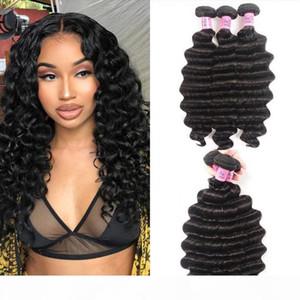 TKWIG hair icenu series loose deep wave cheap human hair 3 bundles