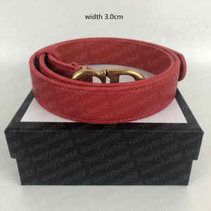 Designers Belts for Women luxury belts waist belt men belts womens belt cintura ceinture femmes gürtel fashion leather belt width 3.0cm