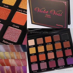 HOT NEW Violet Voss Holy Hashtag Pro Eye Shadow Palette REFOR 20 color eyeshadow DHL Free shipping