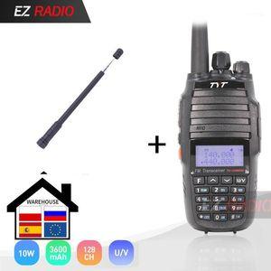 10W Upgrade Version Cross Band Function VHF UHF TYT TH-UV8000D Amateur Radio 10 KM High 10W Walkie Talkie 10 KM UV8000E1