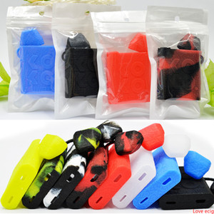 Uwell Caliburn KOKO Silicone Case Rubber Colorful Sleeve Protective Cover Skin For Uwell Caliburn KOKO Pod System Cartridge Kit Box Mod