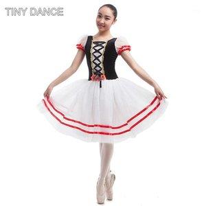Child and Adult Ballet Dance Tutu Dress for Performance Ballerina Dance Costume Romantic Style Tutu Girls Tutus 14034R1