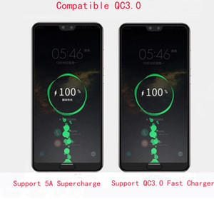 1 1.5 2m Original huawei Super Charging Cable 5A for huawei P20 10 9 pro supercharge honor view 20 V20 V10 V9 Magic 2 note10 8