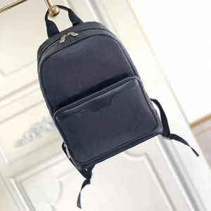 Klassische heiße Männer zurück Pack Handtaschen echte echte Leder Rucksäcke Vorderseite des Rucksacks Stil Umhängetaschen für Manngröße 30x39x13 cm