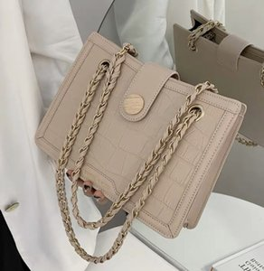 HBP Simple Fashion Versatile Cadena Crossbody Bag Bolsa de sobre un hombro