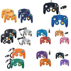 Wired NGC Controller Gamepad GameCube for GC & Wii U Console for Joystick Joypad Game Accessory