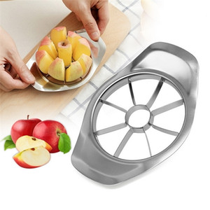 Large cut apple Multifunction with handle stainless steel cored fruit slicer cutting tool Kitchen gadgets