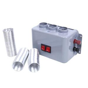 Carro elétrico Aquecimento Defroster Defogger pára-brisa Energy Saving aquecedor 12V Descongelar Desembaçamento Low Noise Esquentador Cn (origem)