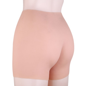 Insertable Shemale Experience Artifact Silicone Vagina Transformation Panties Vagina Channel Penetrable Crossdresser Fake Panty