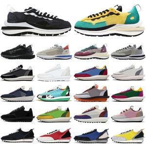 2020 sacai waffle pegasus fragment daybreak chunky dunky ldv men women running shoes white nylon mens trainers sports sneakers runners