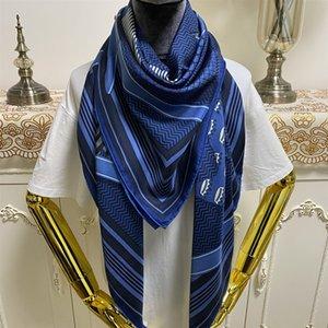 Новый стиль женские квадратные шарфы шарфы хорошее качество 100% твил шелковый материал темно-синий пинт лошадь шаблон размером 130см - 130см