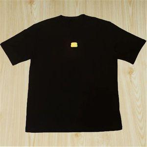 Styliste de mode Paris Hommes T-shirts T-shirts Arc-en-ciel de haute qualité Tshirt Summer Hommes Femmes Couples Tees à manches courtes