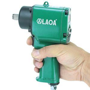 """Clé dynamométrique pneumatique de laoa 680nm 1/2 """"clé d'impact en aluminium vers l'avant et la vitesse d'air réglable de vitesse arrière"""
