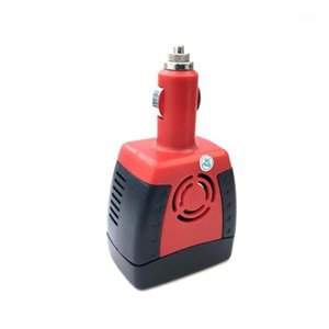 150W 12V DC to 220V AC Power Supply Car Power Inverter Adapter Cigarette Lighter with USB Charger Port Audio Transformer1