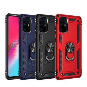 Para Samsung Galaxy A10 A20 A30 A40 A50 A70 A10E A20E armadura del imán del coche del caso para A10S A20S A30S A01 A11 A21 A31 A41 A51 A71 Venta 5G fábrica