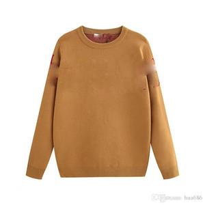 Pull articulaire Pull à articulation Pull en tricot Sweater Fashion Chaud Haute Qualité Femmes Et Mens Designers Pull