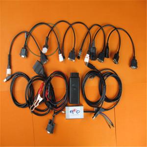 escáner 7in1 motocicleta para YAMAHA, SYM, para SUZUKI, HTF, PGO y para HONDA KYMCO motor de la herramienta de diagnóstico de 2 años de garantía