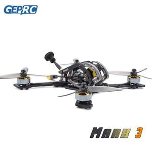 GEPRC Mark3 H5 5inch SPAN F4 BLheli_S 40A / 50A BLheli_32 600mW / 800mW Caddx Ratel GR2207.5 2400KV / 1920KV 4S / 6S Freestyle Drone