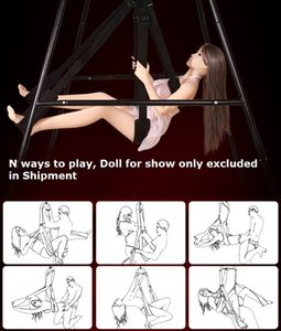 Top quality Adult couple sex swing passion bondage chair sex swing adult sex toys