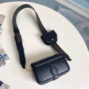 couro genuíno Bolsa Corpo Cruz strap twin set bolsa de ombro bolsa da forma saco para mulheres presbyopic mini-pacote de ombro bolsa de senhora