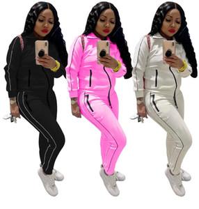 Brand Designer Women Tracksuits Jacket Suits Hoodies+Leggings 2 Pcs Set Jogging Suits Casual Sportswear Sweatsuits Fall Winter Clothing
