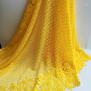 African cord Lace Fabric Hot Sell New Arrival African Cord Lace Guipure Fabrics High Quality free shipping SML8-30121