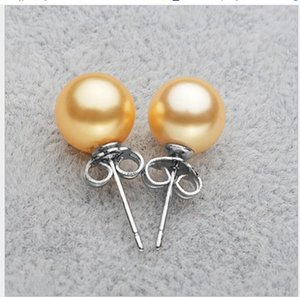 Cheapest Korean Style Fashion Pearl Earrings Alloy Stud for Women's Jewelry Accessories New Arrival Free Shipping ps1558