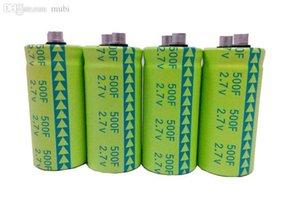 Wholesale-6 X Super Capacitor 2.7v500f jllGGF mywjqq