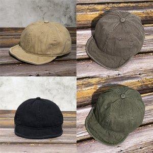 primavera XT7xy e nuova moda estate ristabilente i sensi antichi selvatici Hip hop cappello pescatore di sesso maschile e su entrambi i lati di tela femminile lettere minecraft