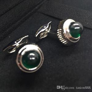 Crystal Cufflinks Luxury Cuff for Wedding Groom Gift Sleeve Buttons Hot sale luxury Cufflinks for Men