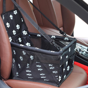 Pet Puppy Dog Carrier Car Seat Dog Mat Car Basket Breathable Waterproof Cage Booster Pet Car Seat Bag Pet Products
