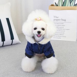 Pet Dogs Winter Warm Coat Pet Thicken Jacket For Chihuahua Teddy Dogs Hoodies Costume Puppy Yorkshire Outfit