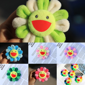 ADYRCRICYSTAL SUN FLOWER Strass Frog Mens Fashion Huachenyu Same Style Style Brooches Costume Pin Spilla
