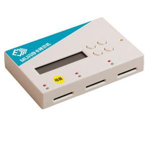 Multi-fonctionnelle 1.5GB / M Copie rapide SD Duplicator Lire ID information Inspecteur SD