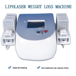 High quality lipo laser slim equipment diode laser weight loss arm fat reduction cellulite reduction ce