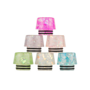Serial G 510 thread honeycomb pattern resin Drip Tip for tvf8 tanks tvf12 atomizer 810 RDA