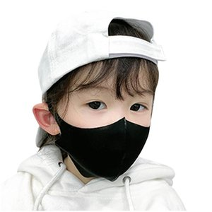 Respirator Mask Masks Children Cartoon Breathable Sublimation Reusable Solid Cute Washable Cubrebocas Printed Fabric yxlBkV sports2010