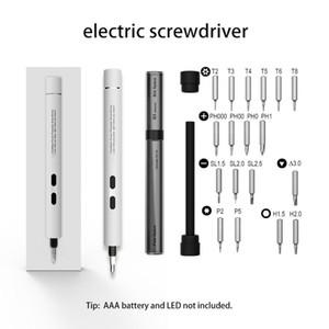 Портативный Профессиональная беспроводная электропередача Electric Power Electriver Magnetic Driver Driver для ремонта небольших устройств T200602