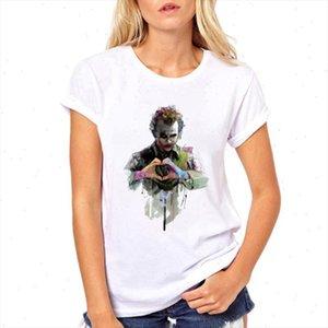 ZOGANKI Funny Cartoon Print Summer New Fashion Casual Womens T Shirt Tops Short Sleeve Round Neck Female Tee Shirts