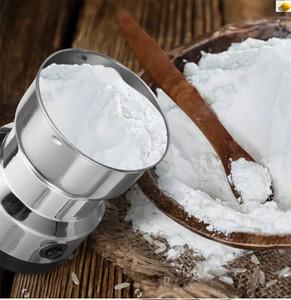 FreeShipping Elétrica Moedor de Cozinha Cereais Nuts Beans Especiarias Grains Retífica Multifuncional Início moedor de café Máquina