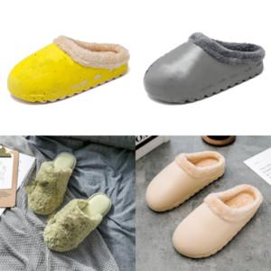 1buki Damenlastest Männer Frauen Flache High Heels Hausschuhe Hohe Qualität Komfortable Designer Casual Shoeshome Slipper Schuhe